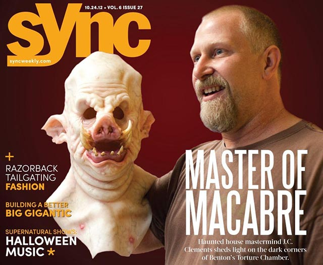 As Seen in Sync Magazine October 2012